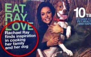 rr eats her dog