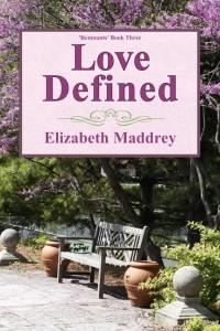 Author Interview: Elizabeth Maddrey