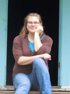 Author Interview: Sara Foust